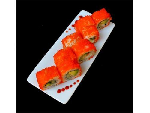 Para los amantes del sushi