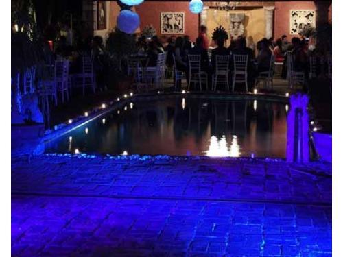 Iluminación de agua