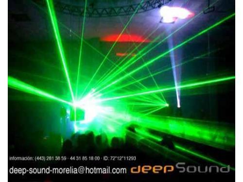 Laser para espectáculos