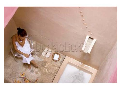 Una novia en el spa