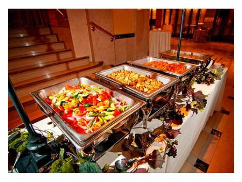 Servicio tipo buffet