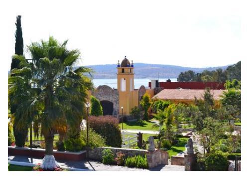 Hermosa vista de la capilla