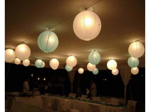 Iluminación para decorar