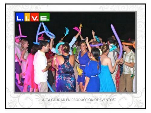 Baile y diversión en tu boda