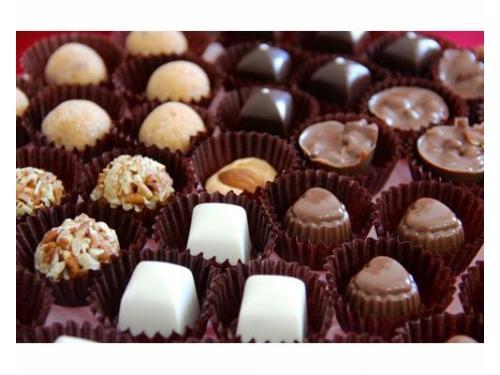 Degustación de dulces