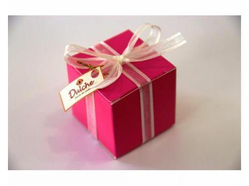 Cajita rosa