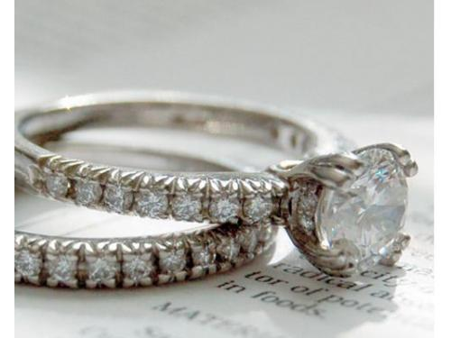 Montadura diamante