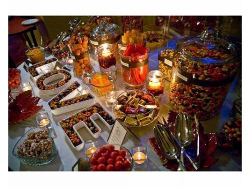 Mesas de dulces temáticas