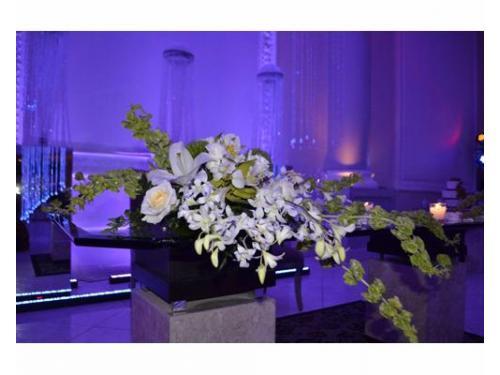 Decoración floral en tu evento