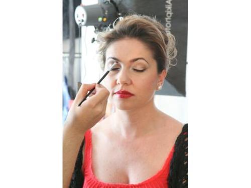 Maquillaje de párpados
