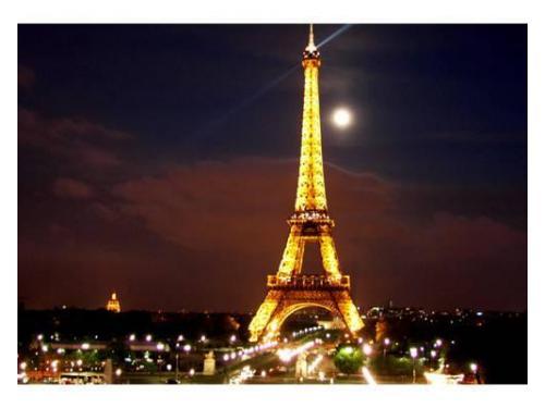 Francia para lunas de miel