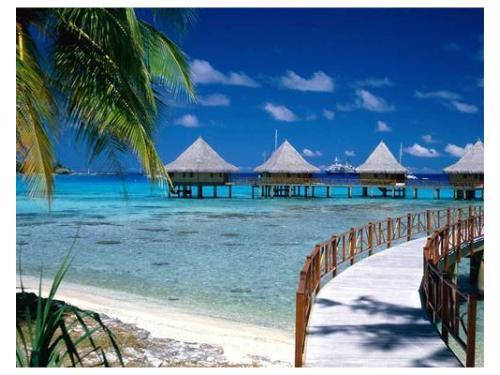 Polinesia para descansar