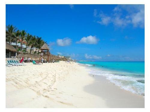 Cancun para asolearte