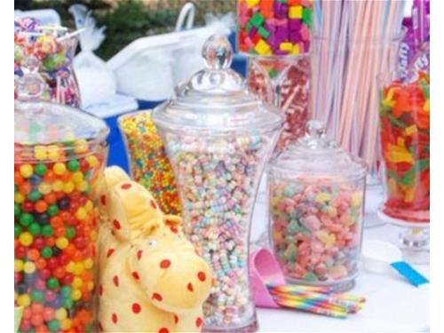 Variedad de dulce