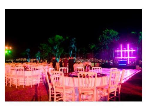 Amplios jardines ideales para hacer de tu boda algo inigualable