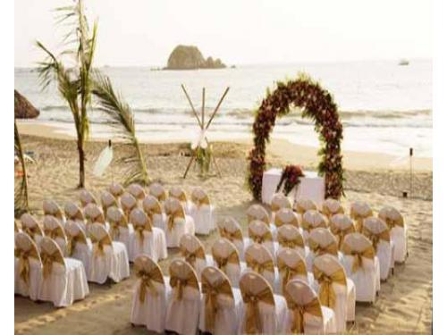 Ceremonias en playas