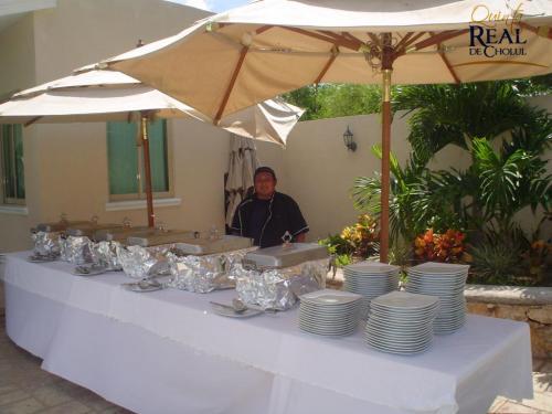 Quinta real de cholul