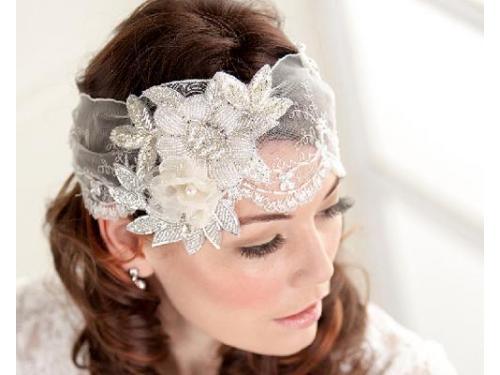 Headbands de novia