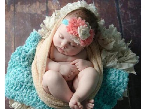 Headbands para bebés