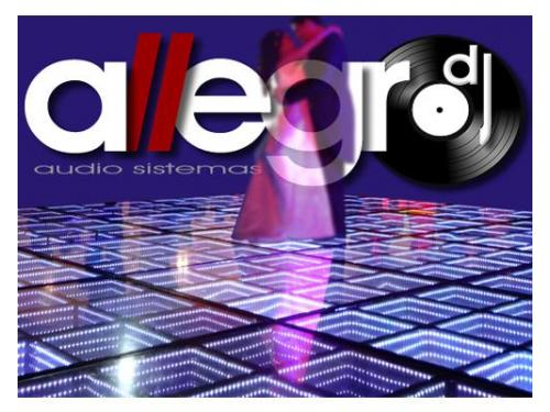 Allegro audio sistemas & dj's