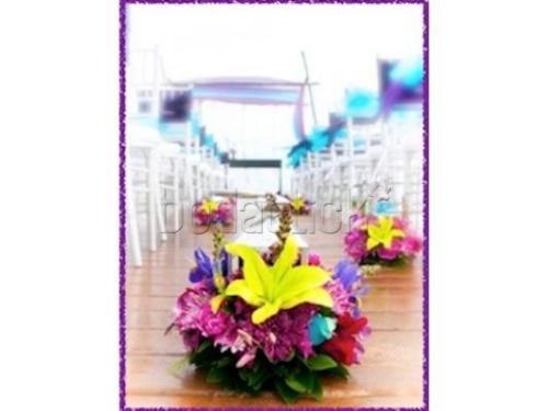 Lindos arreglos florales