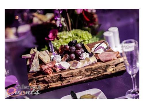 Alimentos para tu boda