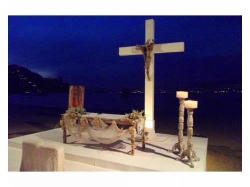 Tu ceremonia y recepción en la playa