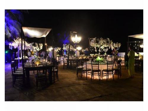 Expertos en banquetes de bodas