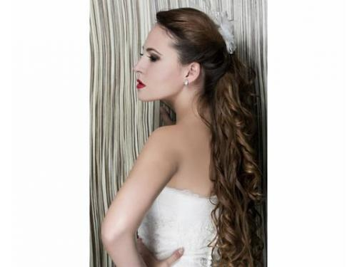 Peinado de novia