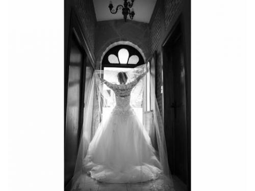 Retrato de novia