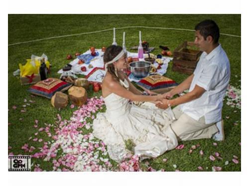 El ritual de la boda