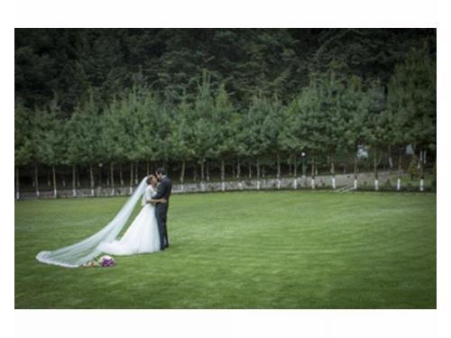 Fotografía de bodas al aire libre
