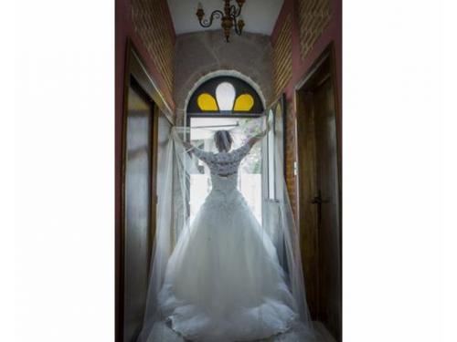 Sesión de video y foto con la novia