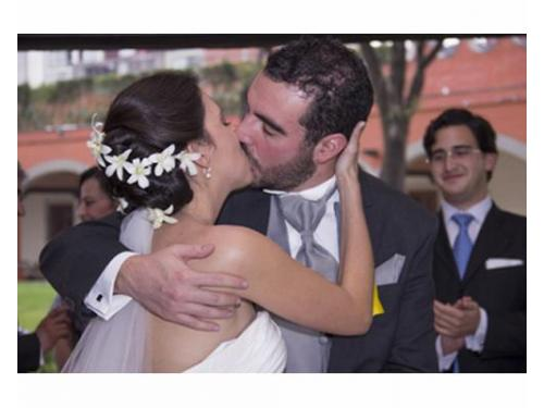 Los recién casados