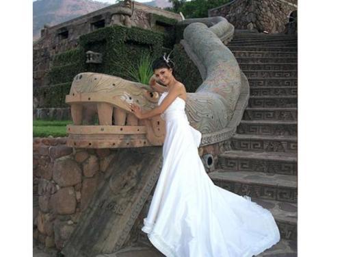 Locación para la novia