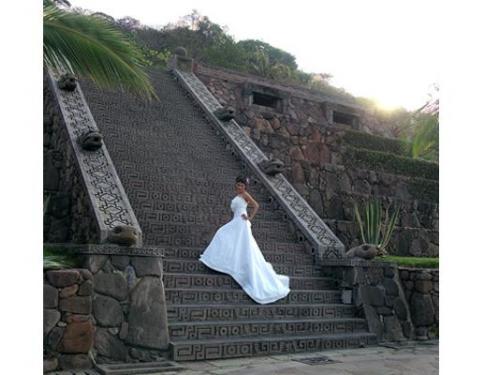 En las piramide