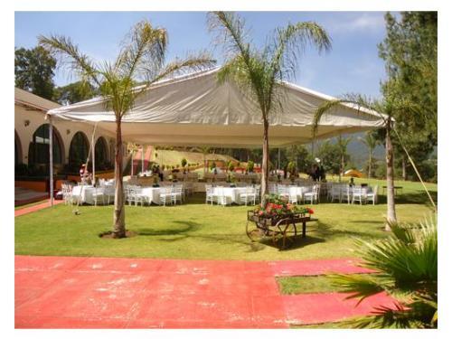 Amplios espacios para tu boda