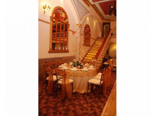 Elegante salón para bodas