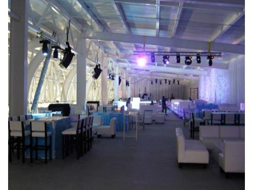 Escenarios, iluminación, audio, vídeo y pantallas led