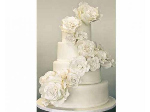 Para boda con rosas