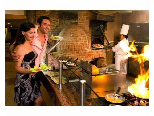 Restaurantes con comida internacional