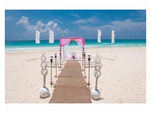 Decoración para tu boda en la playa