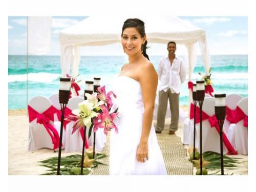 Celebra una boda inolvidable en la playa