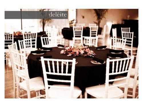Montajes espectaculares para tu boda