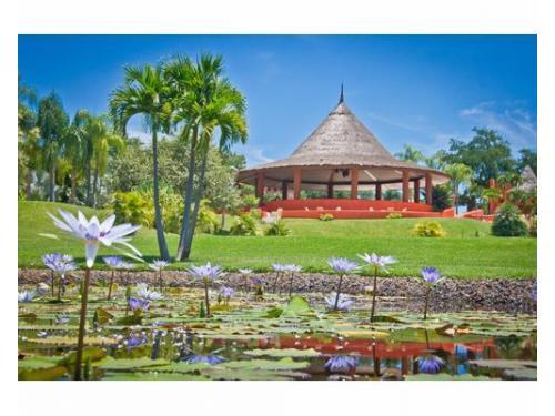Hermoso jardín para tu boda