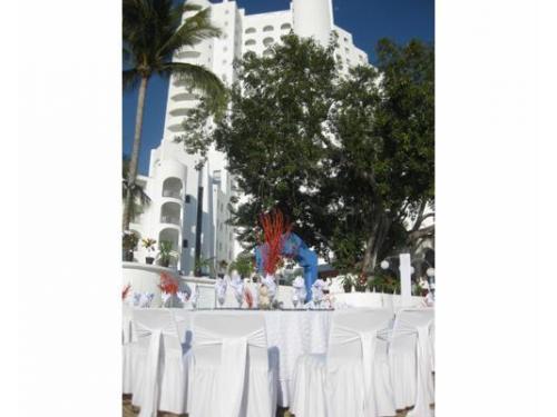 Hotel para bodas en la playa