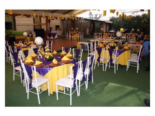 El lugar ideal para celebrar tus eventos