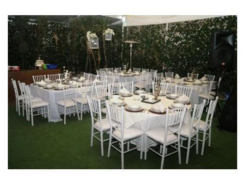 Perfecto para banquete de bodas