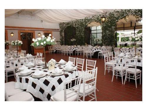 Un lugar con amplio espacio para tu boda