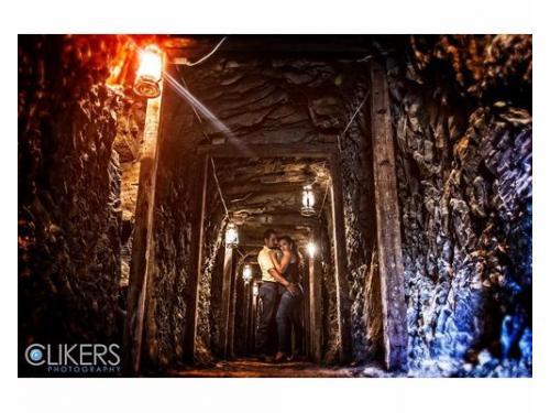 Sesión en la mina